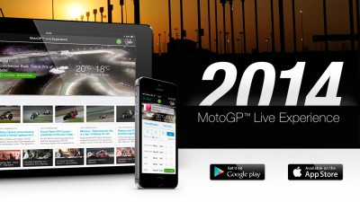 Enjoy the season opener in Qatar with the 2014 MotoGP Live Experience app
