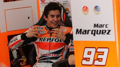 Marquez: 'I don't expect to be at 100% in Qatar'