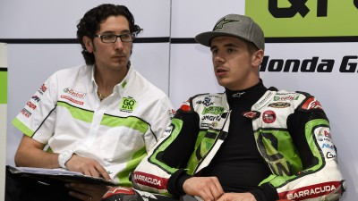 Redding: 'Racing in MotoGP is the dream of every rider'