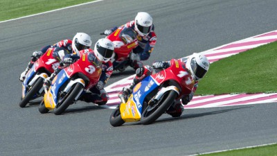 Départ imminent pour la Shell Advance Asia Talent Cup