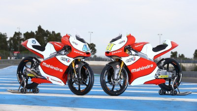 Mahindra MGP3O bikes to debut in FIM CEV Repsol