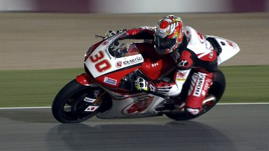 Late lap from Nakagami puts him clear