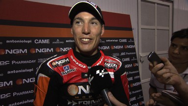 Pacesetter Espargaro: 'It's a great start and it's a good feeling'