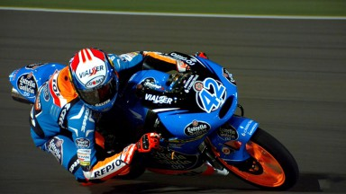 Rins best in first qualifying session of 2014