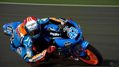 Alex Rins, pole e record della pista