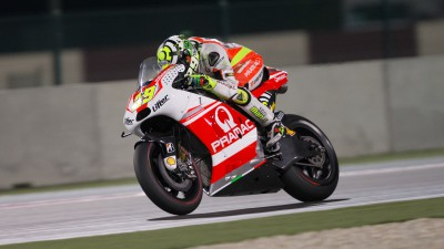 Iannone boosts confidence as he warms up quickest