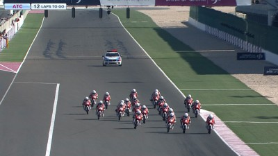 Date conquista la prima gara della Shell Advance Asia Talent Cup