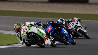 Antonelli il migliore degli italiani in Moto3