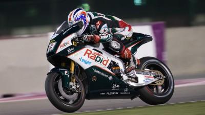 Parkes puntúa en su primera carrera de MotoGP™