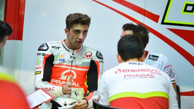 Iannone: 'I want to fight with Marquez again'