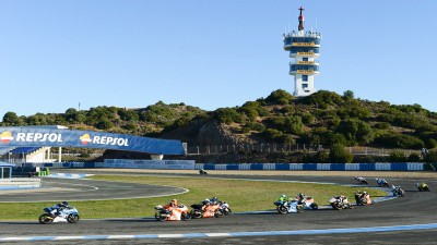 The FIM CEV Repsol 2014 fires up at the Circuit of Jerez