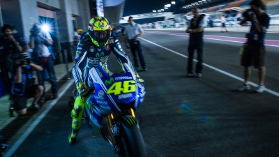 Rossi hints at contract renewal with Yamaha