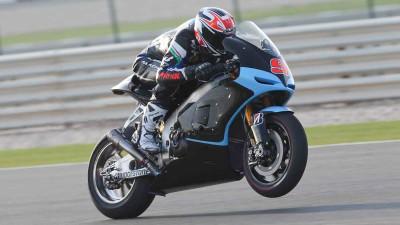 Petrucci plays catch-up in Jerez