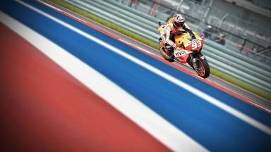 Die MotoGP™ kommt nach Texas und die Jagd auf Marquez geht weiter