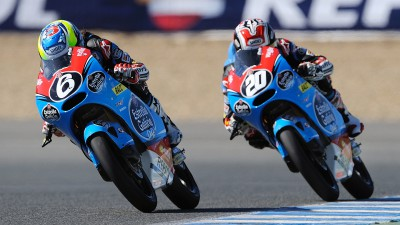 First victories in the FIM CEV Repsol in Jerez