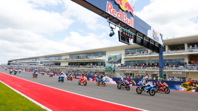 Moto3™ returns to Rins' happy hunting ground