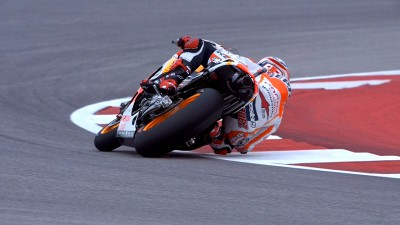 Marquez untouchable on Friday in Texas