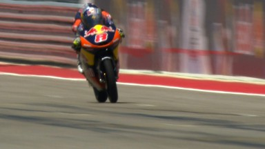 Miller heads grid at Circuit of the Americas
