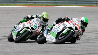 Point for Barbera on a tough weekend for Avintia