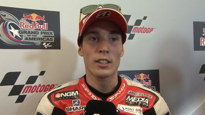 Top Ten and first Open for Espargaro