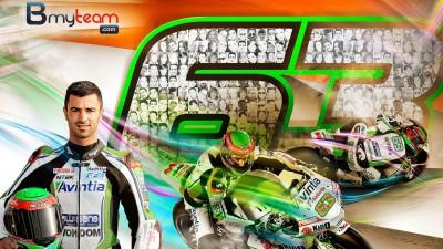 Soutenez Di Meglio en piste au Monster Energy Grand Prix de France