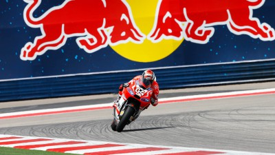 Dovizioso aiming to build on Austin podium result