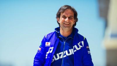 Brivio: Suzuki hat noch keine Fahrer-Gespräche gestartet