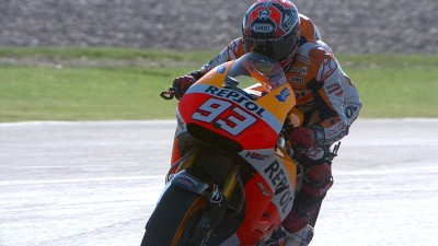 Dominant Marquez secures Argentina pole