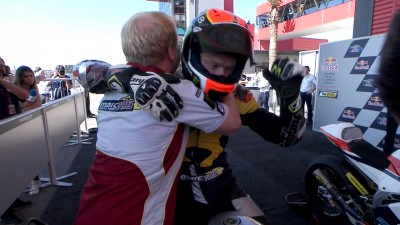 Dominant Rabat cruises to round three win