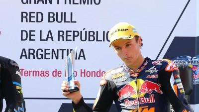 Terzo podio consecutivo per Miller