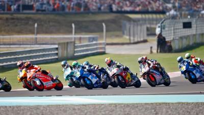 Rabat regresa a España como líder sólido de Moto2™
