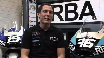 Aleix Espargaró, team manager dans le FIM CEV Repsol