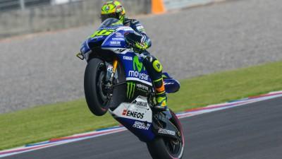 Rossi quiere recuperar el sabor del podio en Jerez