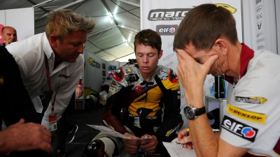 Marc VDS considering move to MotoGP™