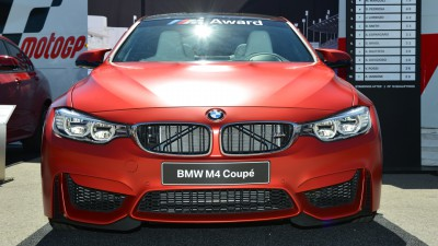 New BMW M4 Coupé the prize for 2014 Best Qualifier