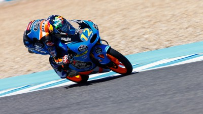 Marquez leads early Sunday session