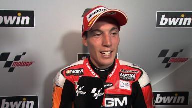 Buona gara per Espargarò a Jerez