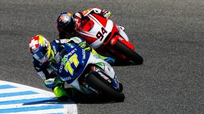 Aegerter in Jerez mit bestem Karriere-Ergebnis