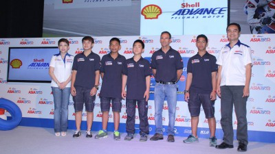 Indonesia acoge la segunda cita de la Shell Advance Asia Talent Cup