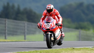Ducati Team completes day of testing at Mugello