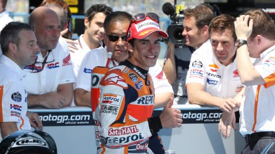 Honda Racing Corporation renew with Marquez until end of 2016