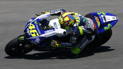 Rossi looking for more success with new chassis