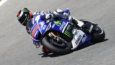 Lorenzo thinking race by race
