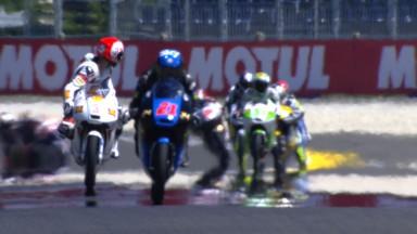 フリー走行2:A.マルケスがサーキットベストラップを突破