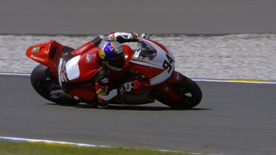 First intermediate class pole for rookie Folger