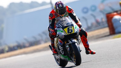 Bradl: 'Seventh is not what we expected'