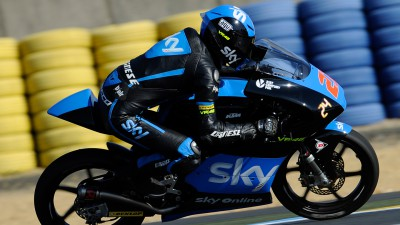 Improving all the time…Interview with 'Pecco' Bagnaia