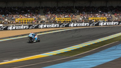 Pons riders happy with double top five