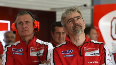 Dall'Igna: 'Lots of steps in the right direction'