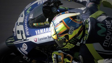 Rossi ready to battle with Marquez at 300th Grand Prix
